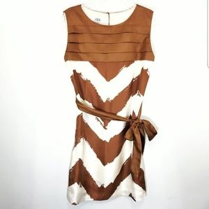Tibi New York Womens Dress 100% Silk.